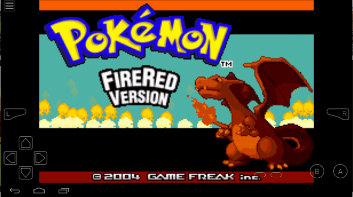 Play pokemon android