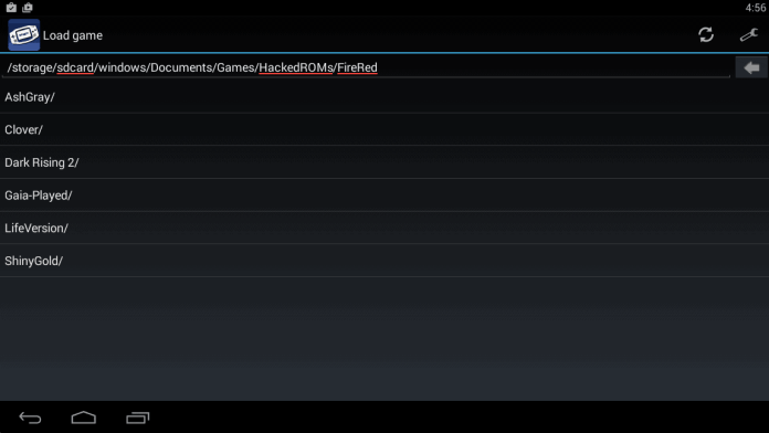 Rom hacks android