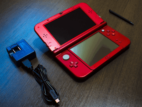 Tekbotic 3ds wall usb charger
