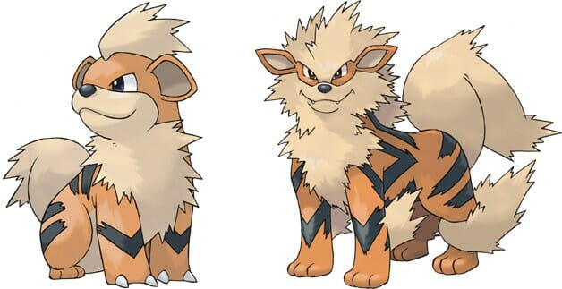 Best time to evolve growlithe to arcanine