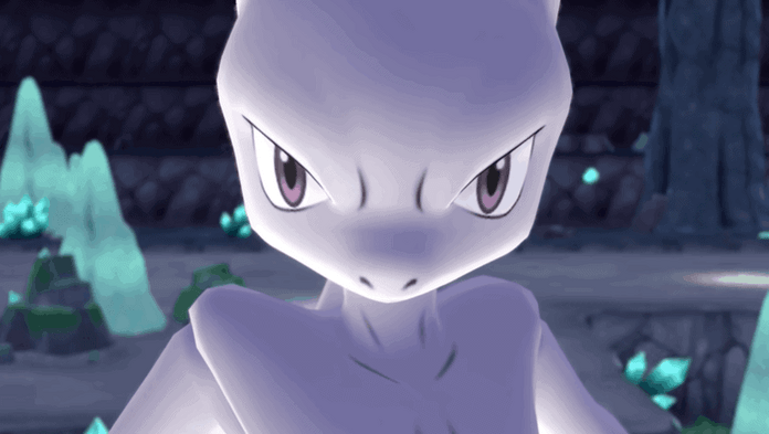 How to get mewtwo in pokemon let's go