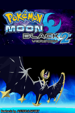 New title screen