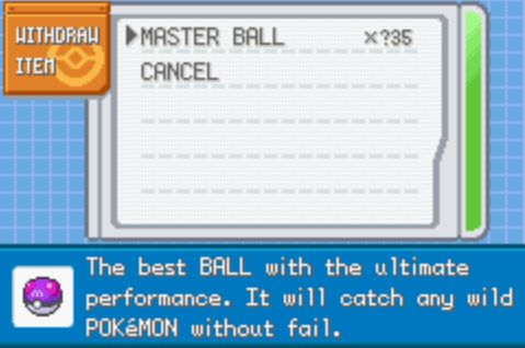 Outlawmasterball