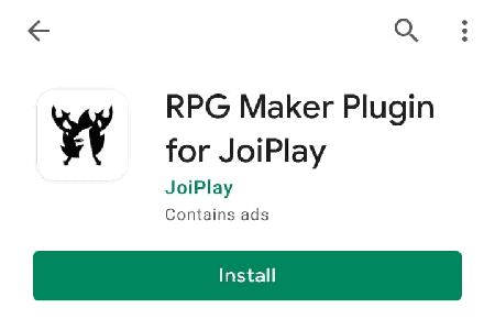 Installation how to play rpg maker games on android