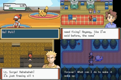 Pokemon adventure red chapter rom hack with physical special split